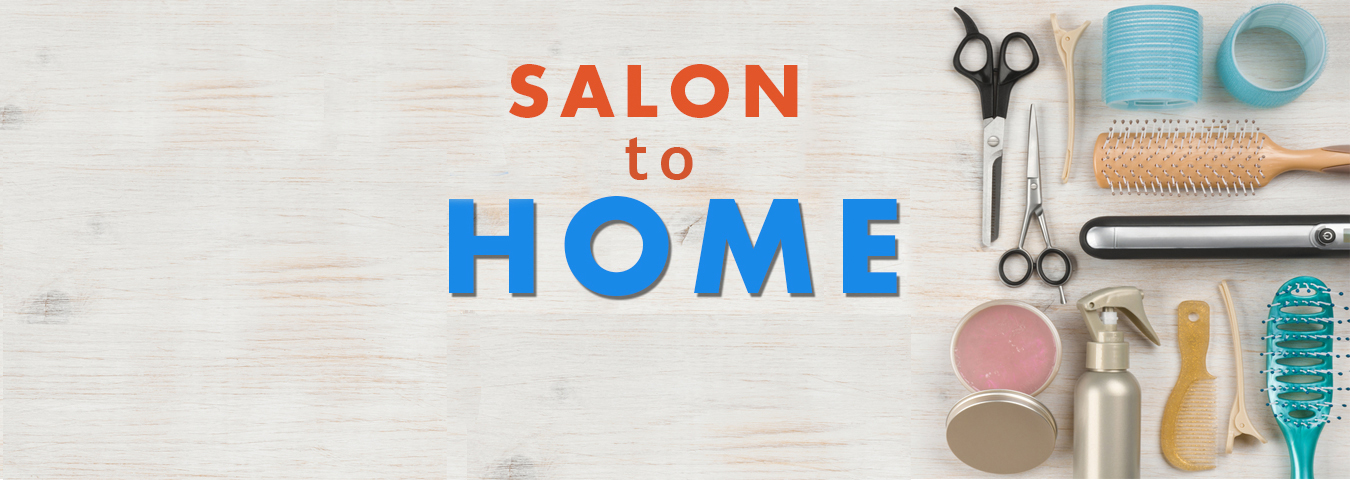 salon to home