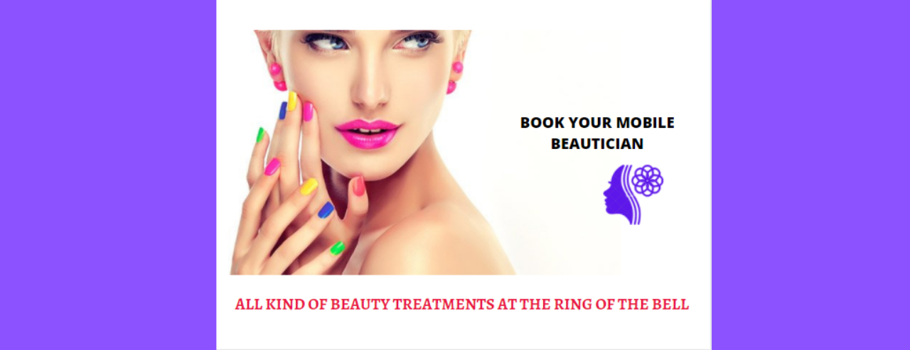 Hire A Professional Mobile Beautician for your Wedding Day